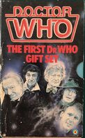 First dr who gift set