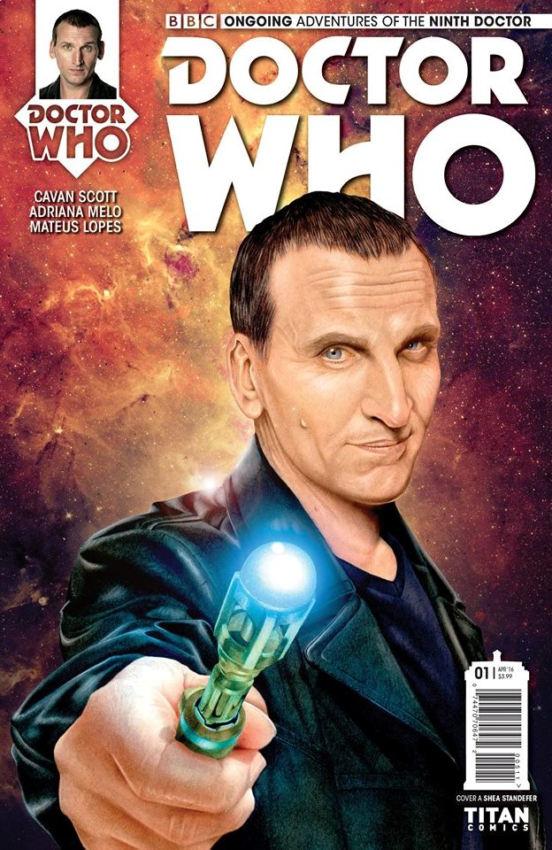 Ninth doctor ongoing issue 1a
