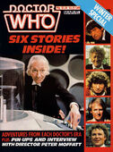 Doctor who magazine 1984 winter special
