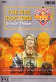 Five doctors special edition australia dvd