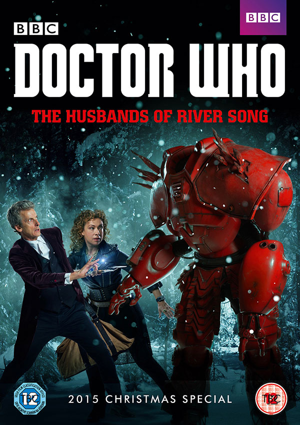 The husbands of river song uk dvd