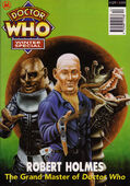 Doctor who magazine 1994 winter special