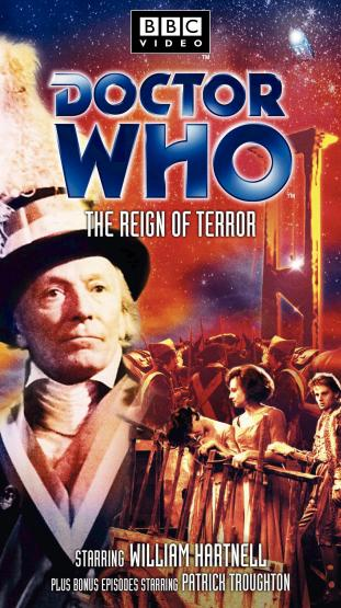 Reign of terror us vhs