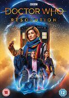 Resolution (DVD)/UK