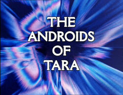 Androids of tara