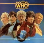 Doctor who the music uk lp front cover