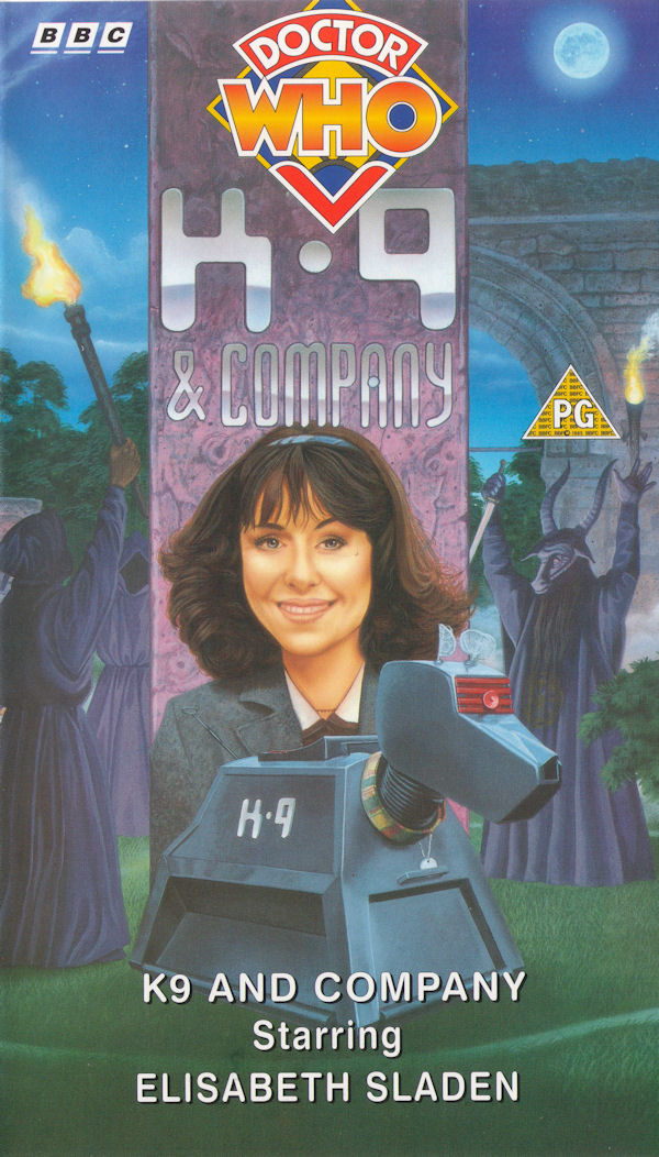 K9 and company uk vhs
