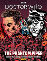 Phantom piper panini graphic novel