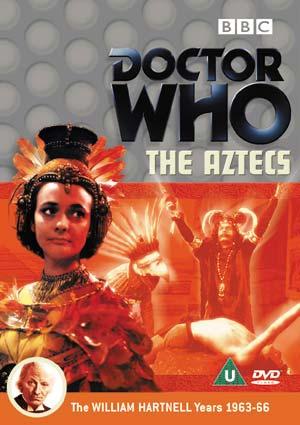 Aztecs uk dvd