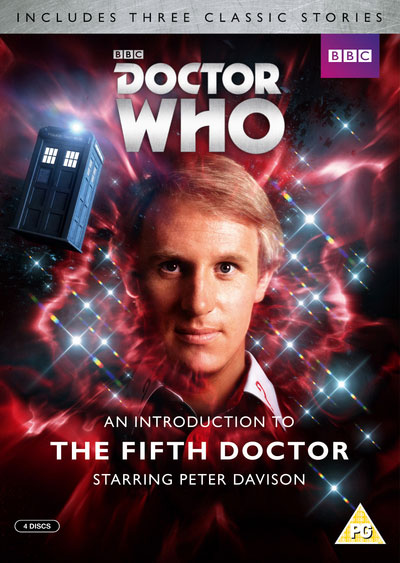 Introduction to fifth doctor uk dvd