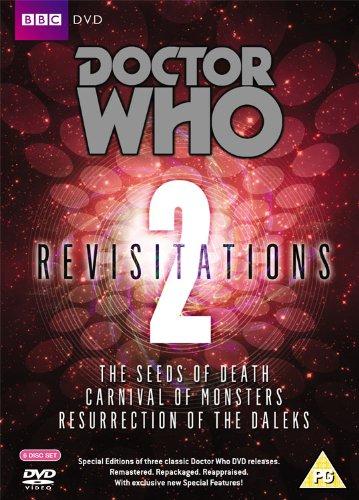 Revisitations 2 uk dvd