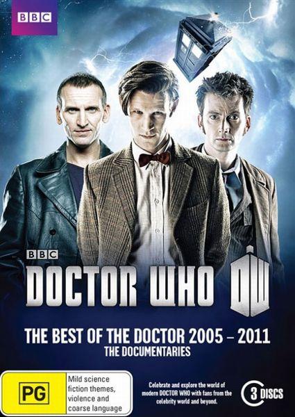 The best of the doctor australia dvd