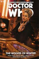 Twelfth doctor time trials volume 2 wolves of winter