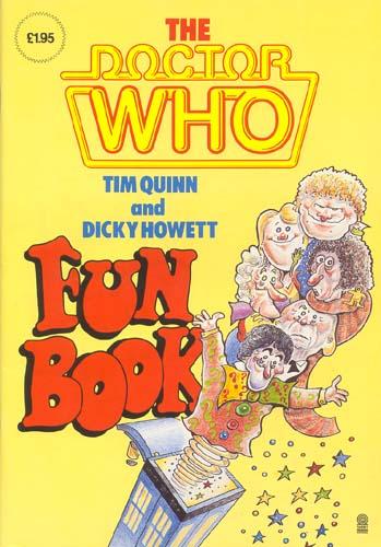 Doctor who fun book