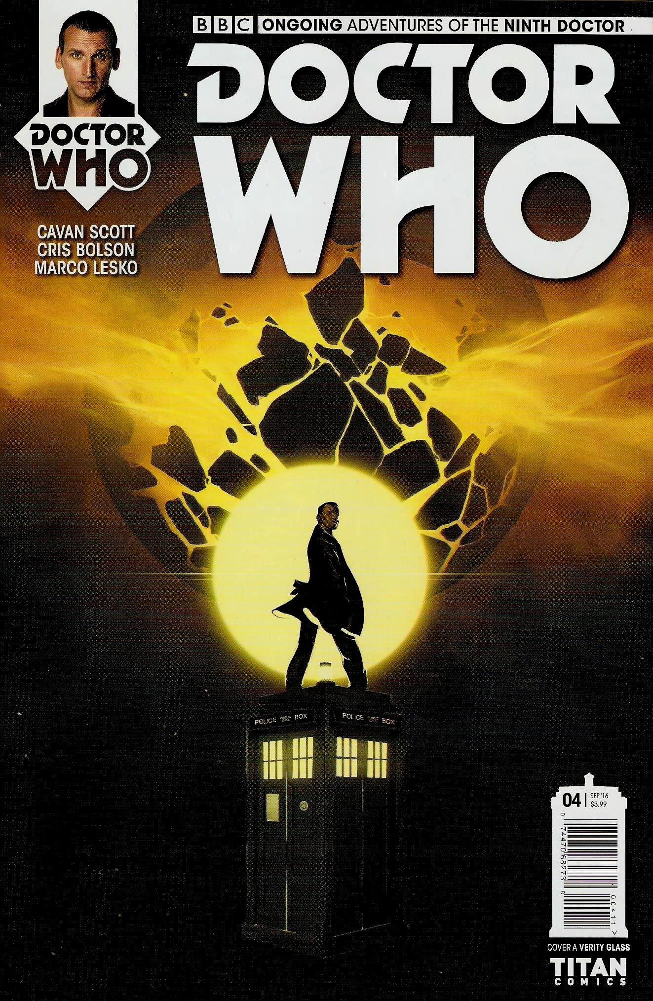 Ninth doctor ongoing issue 4a