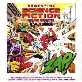 Sci-Fi effects CD