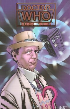 Doctor who classics volume 7