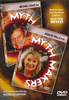 Myth makers anneke wills michael craze dvd