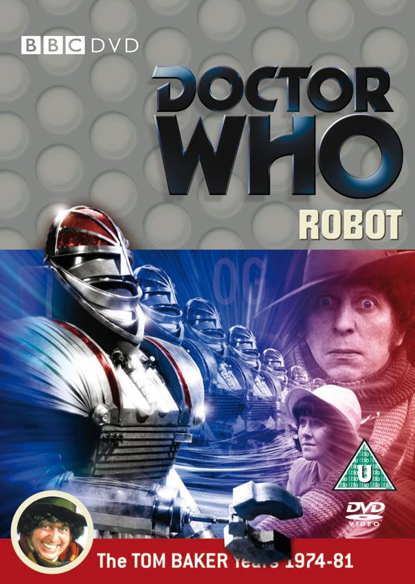 Robot uk dvd