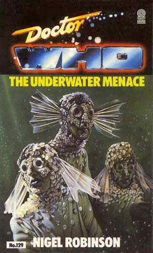 Underwater menace target