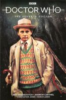 Seventh doctor volume 1 operation volcano