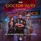 Alien werewolf in london