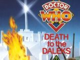 Death to the Daleks (VHS)