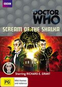 Scream of the shalka australia dvd