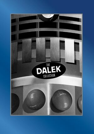 The dalek collection 2012 us dvd