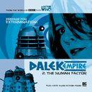 Dalek empire human factor