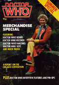 Doctor who magazine 1984 summer special