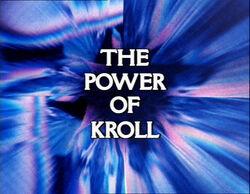 Power of kroll