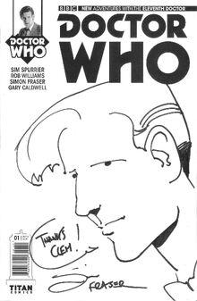 Simon Fraser sketch cover