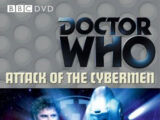 Attack of the Cybermen (DVD)