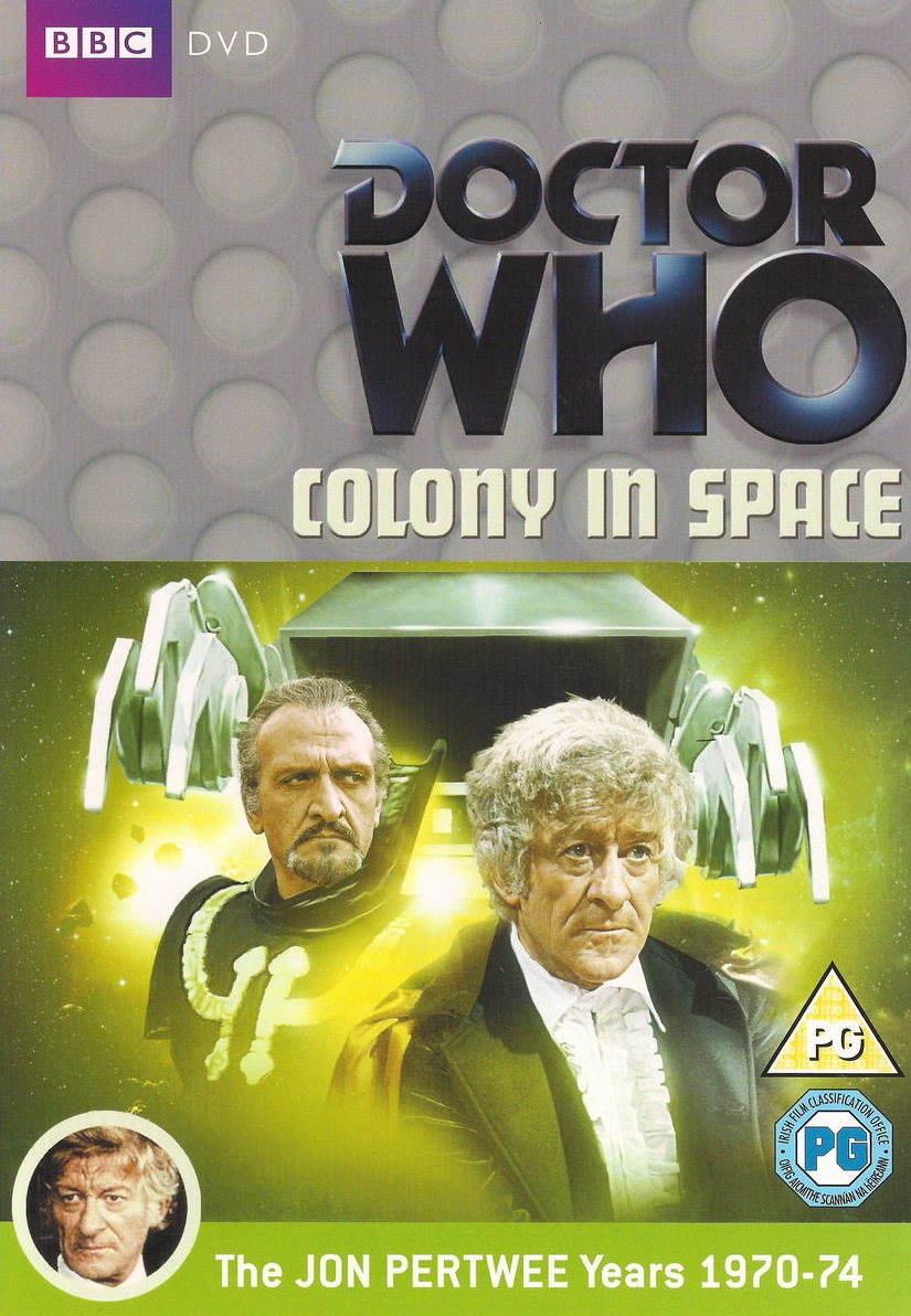 Colony in space uk dvd