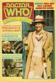 Doctor who monthly 1982 summer special