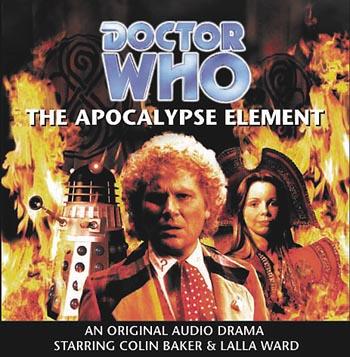 Apocalypse element cd