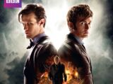 The Day of the Doctor (DVD)