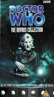 Davros collection uk vhs