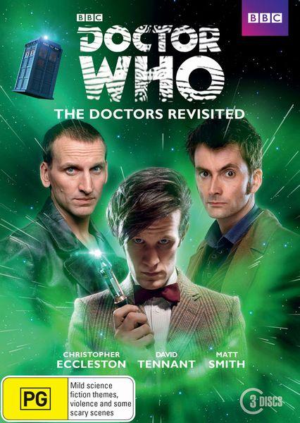 Doctors revisited 3 australia dvd