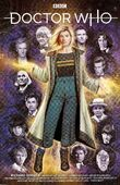 Many lives of doctor who thirteenth doctor issue 0a