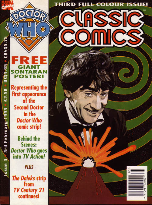 Classic comics issue 3
