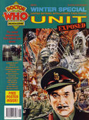 Doctor who magazine 1991 winter special
