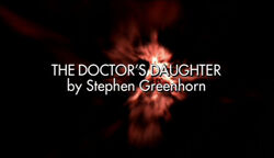 Doctors daughter