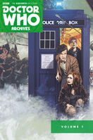 Eleventh doctor archives omnibus volume 1