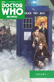 Eleventh doctor archives omnibus volume 1
