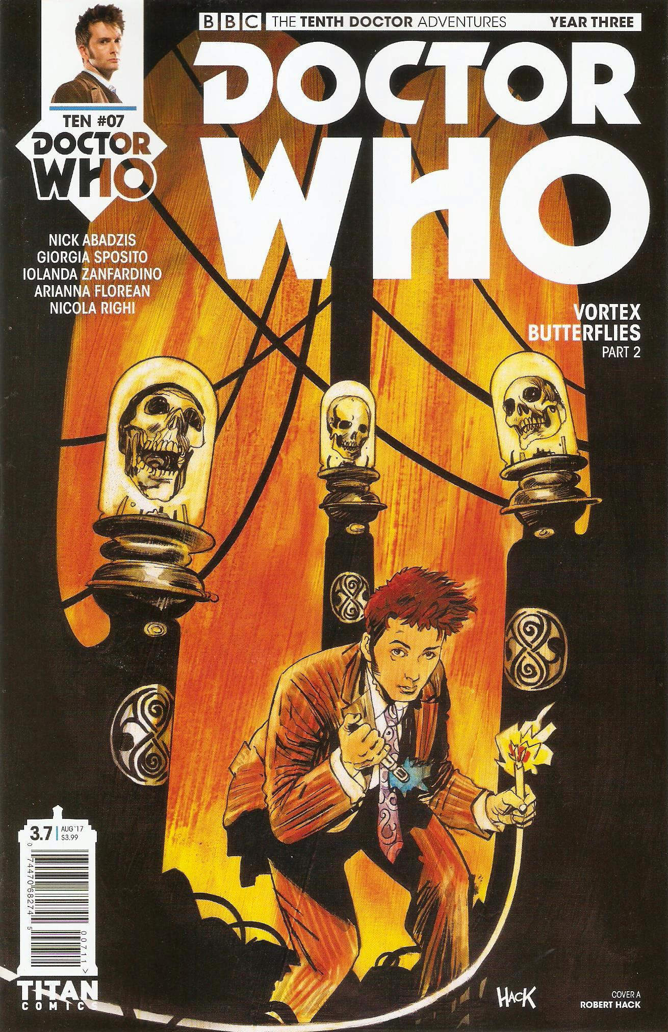 Tenth doctor year 3 issue 7a