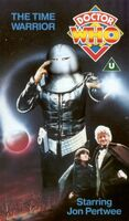 Time warrior uk vhs