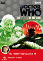 The Green Death (DVD)/Australia