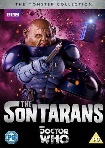 Sontaran collection uk dvd